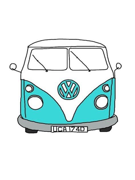 imagenes animadas vw vw bus by kayleesuniverse doodles pinterest vw bus