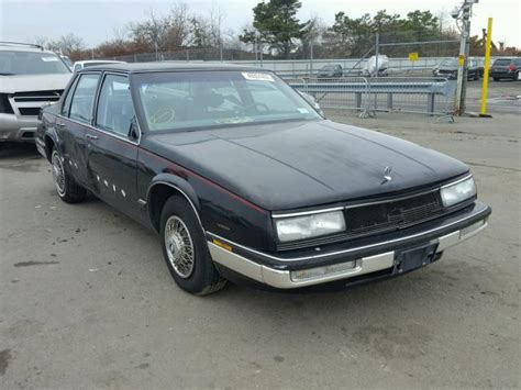 blue book used cars values 1989 buick riviera seat position control auto auction ended on vin 1g4hp54c7kh455217 1989 buick lesabre cu in ny long island