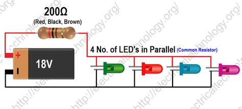 what is a resistor used for in led how to calculate the value of resistor for led led s circuits