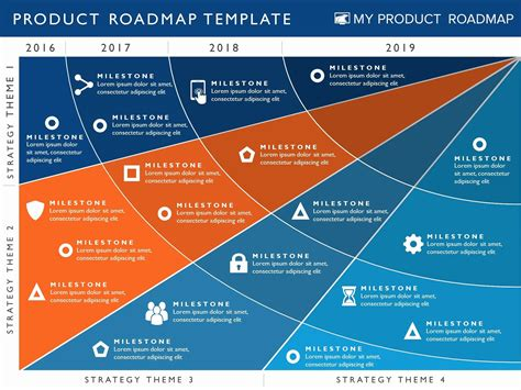 50 Luxury Agile Roadmap Powerpoint Template Powerpoint Templates Powerpoint Templates Agile Roadmap Powerpoint Template