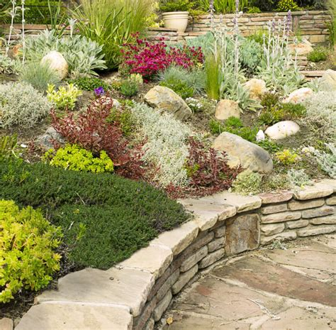 Rock Backyard Landscaping Ideas 32 Backyard Rock Garden Ideas