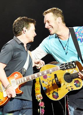 michael j fox coldplay michael j fox latest news gossip pictures and shows
