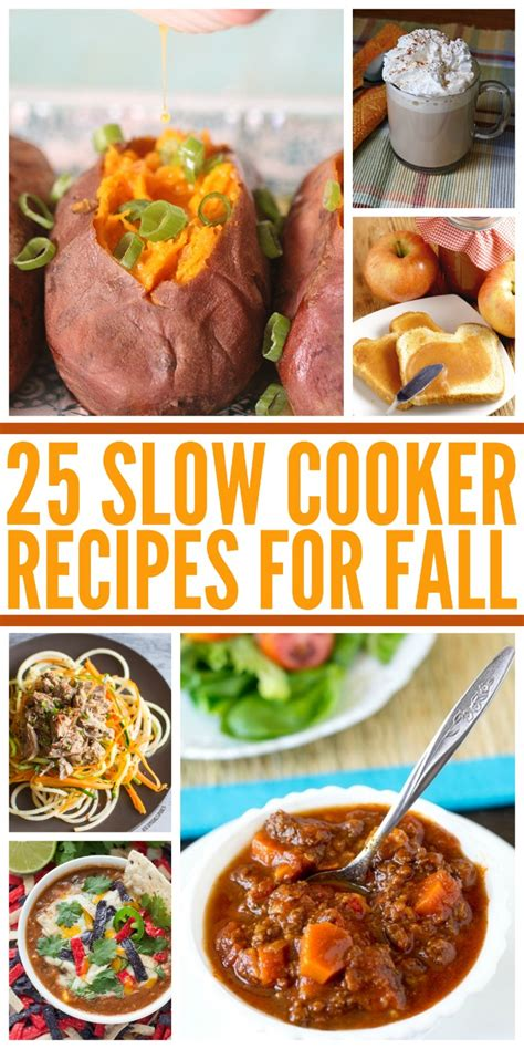 25 slow cooker recipes to bring to your next potluck 25 fall slow cooker recipes budget earth