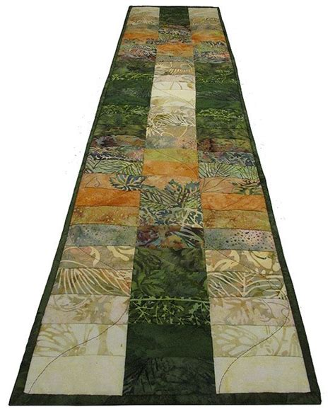 Table Runner Batik 1000 ideas about batik quilts on stained