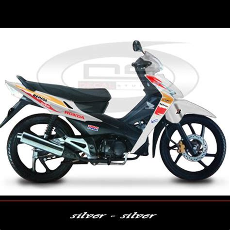 Sticker Striping Motor Stiker Honda Revo Lama 2006 Spec B 2 301 moved permanently