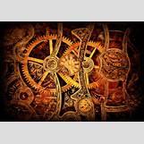 Gears And Clockwork Wallpaper   2324 x 1616 jpeg 1466kB