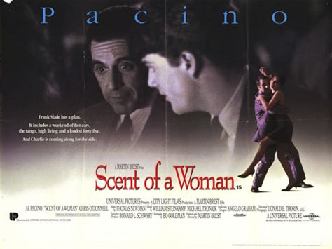 the scent of a grad s bucket list scent of a woman