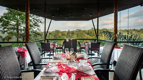 Villa Barong Bali Indonesia Asia ubud restaurants where and what to eat in ubud