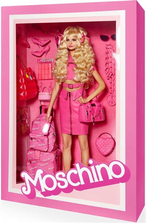 the fashion dolls vogue vogue models pose as high fashion dolls the dieline