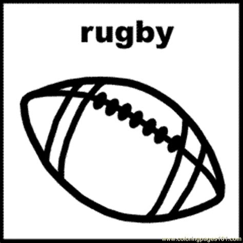 printable rugby images coloring pages rugby3 sports gt rugby free printable