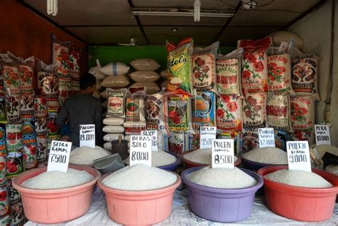 Timbangan Sembako samosir disebut masih aman dari beras sintetis republika