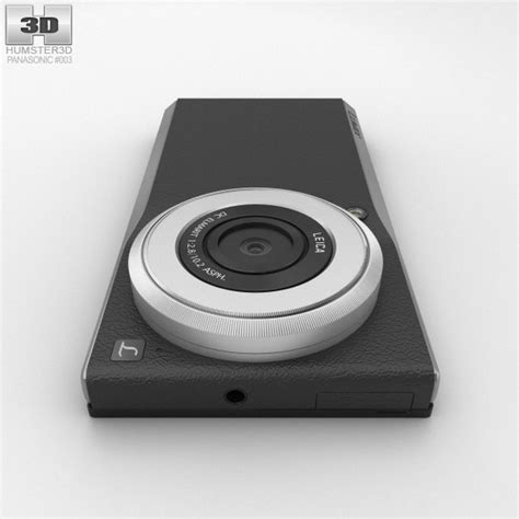 Hp Panasonic Lumix Smart panasonic lumix smart 3d model hum3d