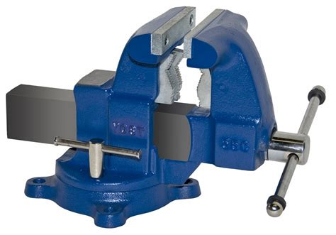 12 bench vise yost vises 55c 5 1 2 quot tradesman combination pipe bench vise swivel base