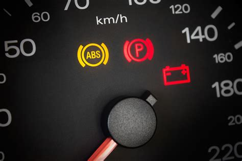 car with lock light on dash is it safe to drive with the abs light on yourmechanic