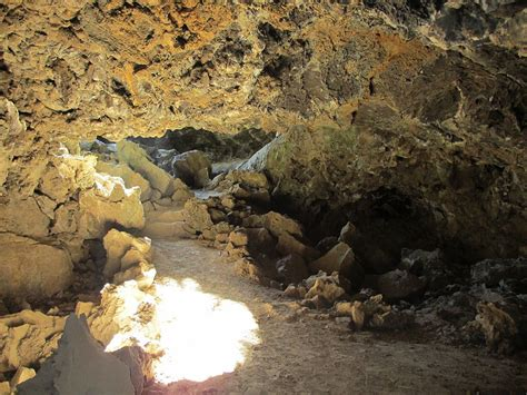 lava beds national park how bacteria make this underground awe inspiring cave