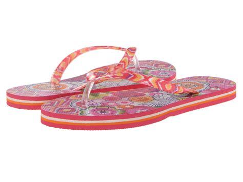 vera bradley sandals flip flops vera bradley flip flops clementine zappos free