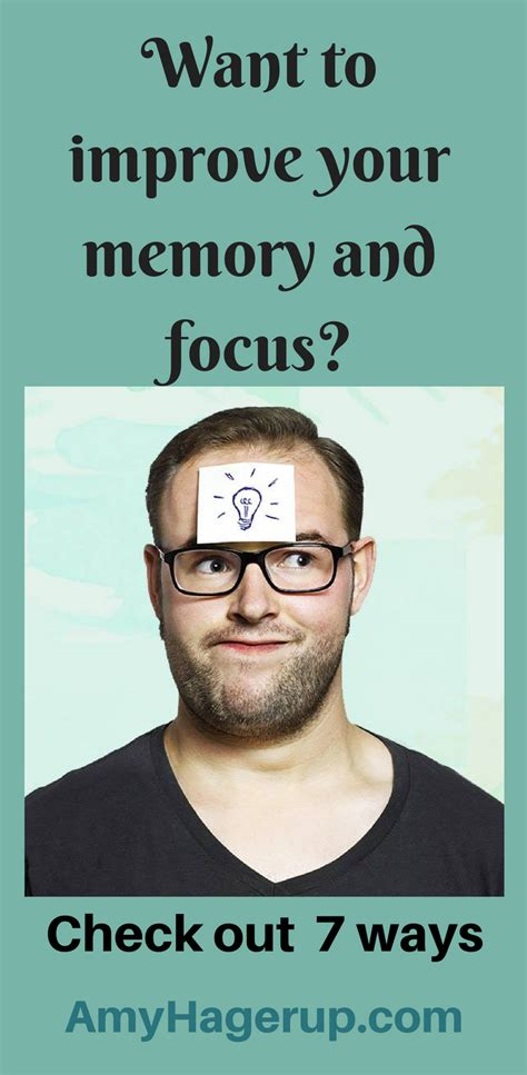 7 Ways To Improve Your Concentration by 7 Ways To Improve Your Memory Focus And Reduce Mental