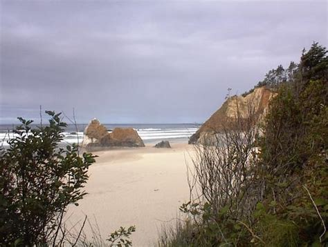 arcadia beach oregon coast by angelleo76 on deviantart