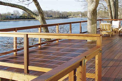 railing system diy handisawge cable railing