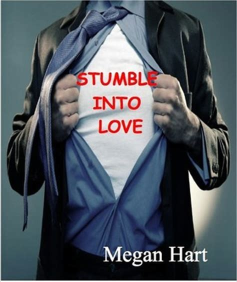 stumbling into fluke my books stumble into by megan hart reviews discussion