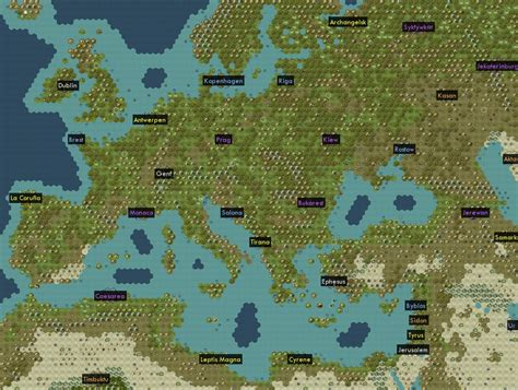 civ 5 world map extended europe 22 civs tsl civfanatics forums