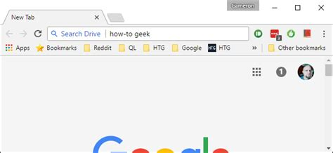 Search From Chrome Address Bar How To Search Drive Directly From Chrome S Address Bar