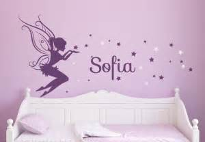 fairy wall stickers fairy wall stickers for your princess in decors