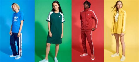 Adidas Celebrate Orignality Fall 2006 Collection by Celebrate Colour With Adidas Originals Iconic Adicolor