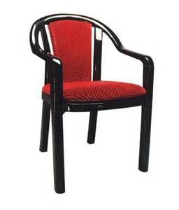 Supreme ornate chair set of 4 black red buy supreme