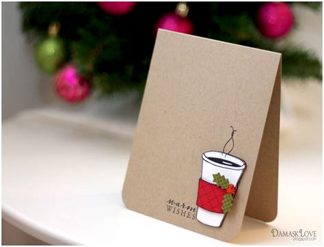 Can You Use Love To Shop Gift Card Online - quirky christmas cards with hero arts damask love