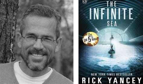 the infinite future a novel books rick yancey s the 5th wave sequel the infinite sea