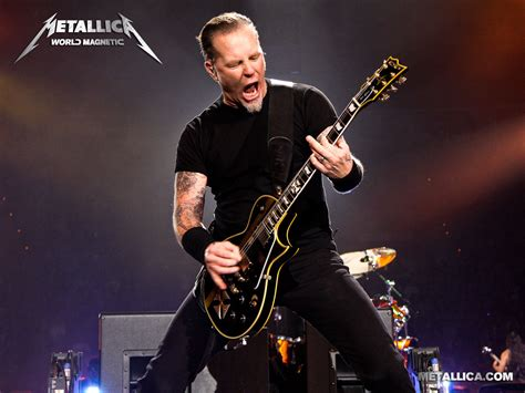 Hetfield Metallica metallica metallica wallpaper 19624250 fanpop