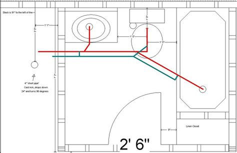 basement bathroom information needed