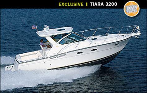 tiara 3200 open power motoryacht - Tiara Yachts Boats