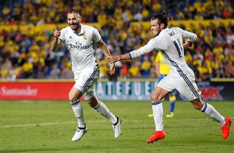 Ss160 Real Madrid 1 las palmas real madrid photos real madrid cf