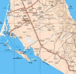 mexico california map mapa sur de mexico