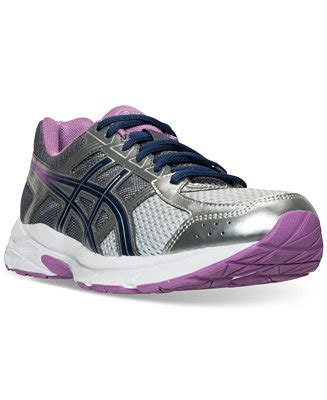 macys womens athletic shoes asics s gel contend 4 running sneakers from finish