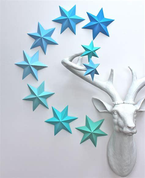 Easy Origami Ornaments - starstruck