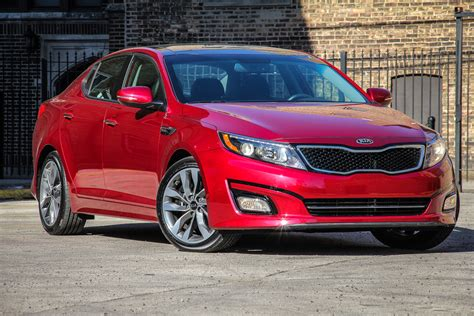 2014 Kia Optima Sx Limited 2014 Kia Optima Sx Limited Turbo The Chavez Report