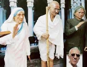 biography of mahatma gandhi and mother teresa the tribune chandigarh india regional briefs