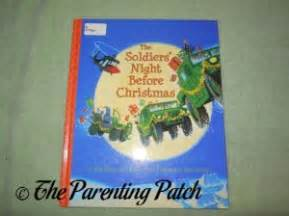 twas the night before christmas sound bit twas the before variations on a theme parenting patch