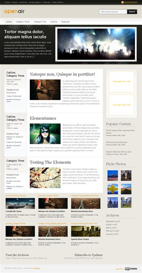 100 magazine wordpress themes cool wordpress magazine