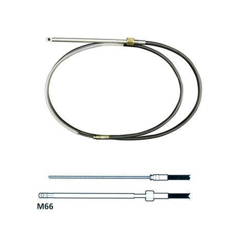 13ft boat steering cable ultraflex m66 boat outboard steering cable 13ft 397cm ebay