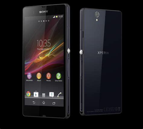 xperia z sony mobile best cool and cheapest smart phone among top range mobile