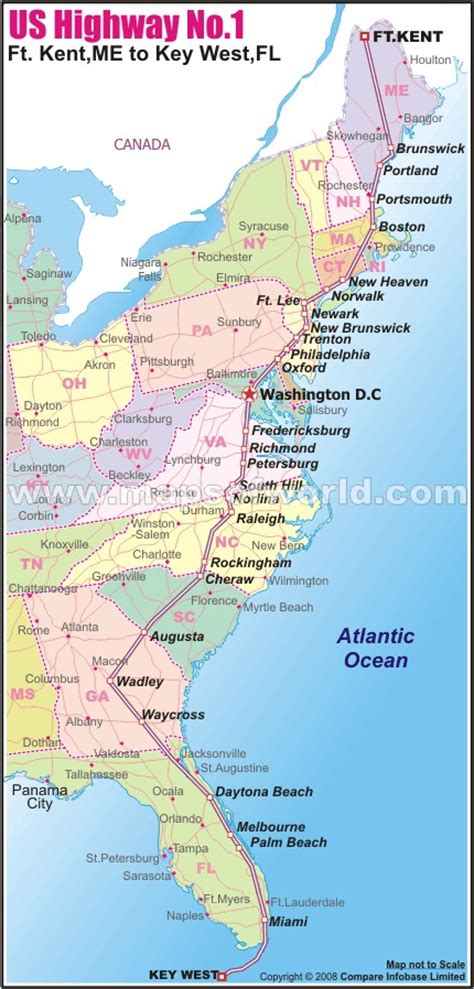 map us highway 1 us1 free email usa free us mail us news usa newspapers