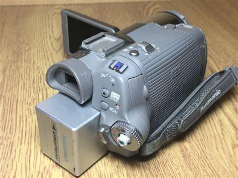 cassette per videocamera videocamera panasonic nv gs230 3ccd mini dv nastro