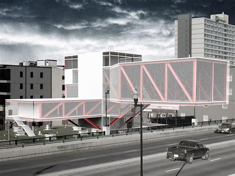 Unl Interior Design The Cantilever College Of Architecture Nebraska
