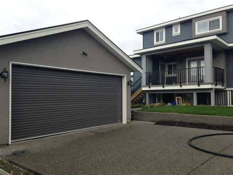 Roll Up Shop Doors by Residential Roll Up Garage Doors