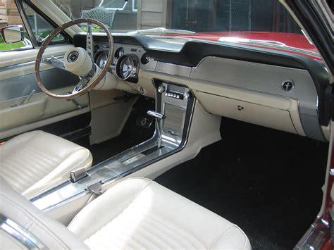 mustang fastback interior bill kempf flickr