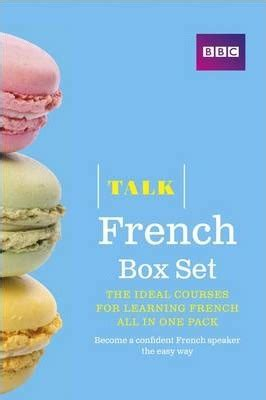 libro talk french 2 book cd talk french box set book cd pack isabelle fournier 9781406679250